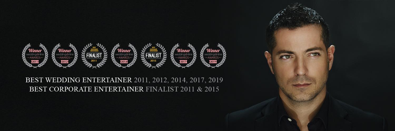 Shane Black - Irish Entertainer - Wedding & Corporate Events