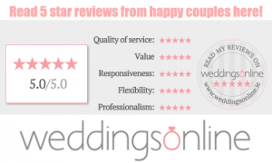 weddingsonline reviews