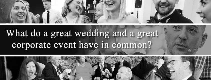 Wedding & Corporate Entertainment Ireland - Shane Black