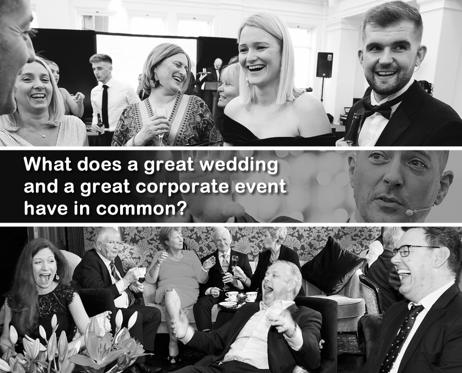 Wedding & Corporate Entertainment Ireland - Shane Black