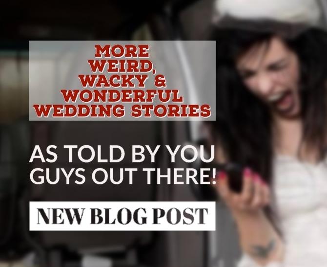 Crazy Wedding Stories - Shane Black Magician & Mentalist