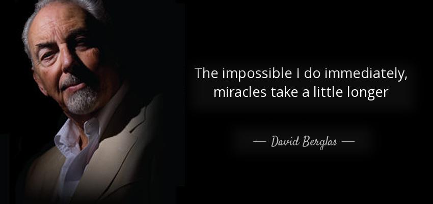David Berglas Quote